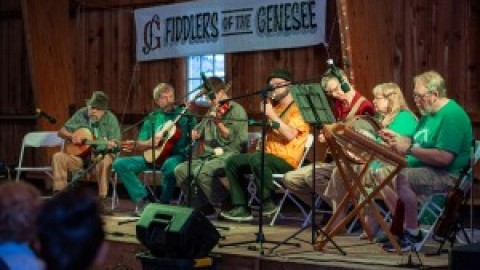 Savoring Summer at Genesee Country Village & Museum with a Literary Weekend, Kids Free Thursdays, and Fiddlers' Fair in August