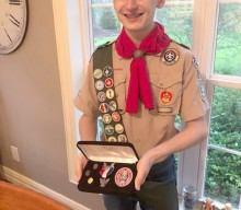 Ryan Casler earns rank of Eagle Scout