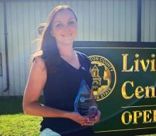 Dianna Lyko Receives Nurse Of Excellence Award