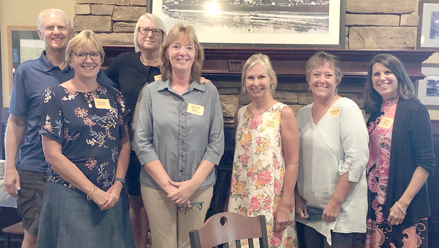 HF-L Retirees Hold Luncheon