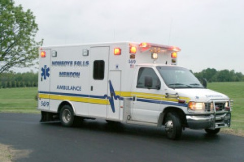 Honeoye Falls-Mendon Volunteer Ambulance Receives Federal Grant