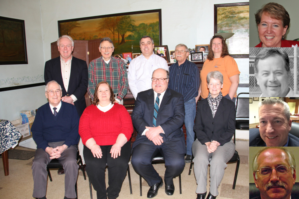 New Sentinel Advisory Board Convenes for First Time