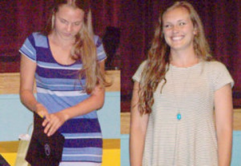 Reed and Robb named HF-L valedictorian and salutatorian