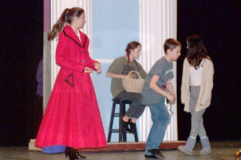 Let's Go Fly A Kite with HF-L's production of Mary Poppins