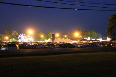 Turn to page 8 for a complete schedule of the Mendon Fireman's Carnival!