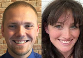 Two join Redding Chiropractic