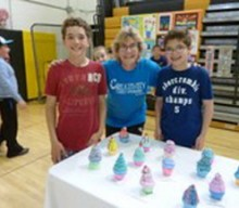 HF-L's Annual Cougar Creations Art Show is next week